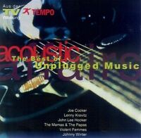 Acoustic Affairs-The Best of Unplugged (1993) Joe Cocker, Lenny Kravitz, .. [CD]