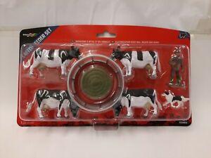 43137A2   Britains Cattle Feeder Set 1:32   Farm Model Toy