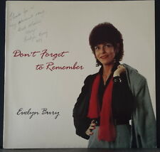 EVELYN BURY - DON'T FORGET TO REMEMBER '88 AUSSIE COUNTRY SELECTION REC BEE GEES