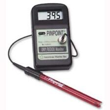 American Marine Pinpoint Orp Monitor with probe and calibration fluid