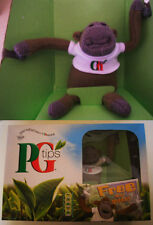 limited edition PG Tips soft toy monkey- original box