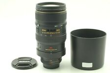 【Near MINT】NIKON AF VR NIKKOR ED 80-400mm f/4.5-5.6D Zoom Lens from JAPAN 408