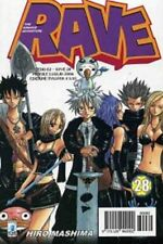 manga STAR COMICS RAVE  numero 28