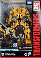 Transformers: Studio Series ~ SCRAPPER (#60) ACTION FIGURE ~ Voyager Class