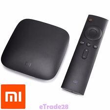Xiaomi Mi Box Int 4K HDR Android TV 6.0 8GB Media Streamer Built-in Google Cast