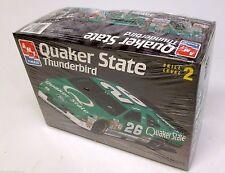 Vintage Amt Ertl Brett Bodine #26 Quaker State Thunderbird 1:25 Model Kit #6894