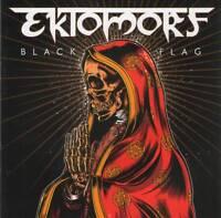 EKTOMORF - BLACK FLAG (2012) Hungarian Thrash Metal RARE CD Jewel Case+FREE GIFT