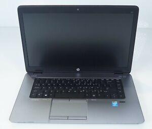 "HP EliteBook 850 G1 15.6"" Intel i7-4600U 2.1GHz 8GB 128GB SSD WIN8COA No OS"