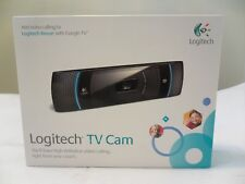 * NEW IN BOX * Logitech TV Cam Webcam for Revue with Google TV 960-000665