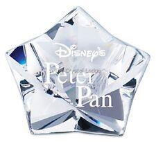 Swarovski #1036622 Disney Peter Pan Title Plaque Brand New In Box Free Shipping