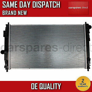 RADIATOR FOR JEEP PATRIOT / COMPASS 2.0 2.4 MANUAL / AUTOMATIC 2006>2016