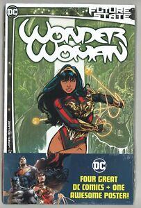 Wonder Woman #1 Walmart DC comic 4 pack set FUTURE STATE WONDER WOMAN YARA FLOR!