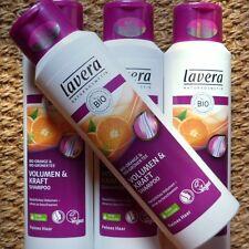 Lavera DOPPELPACK Shampoo Volumen & Kraft feines Haar Naturkosmetik bio vegan