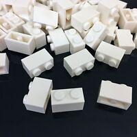 Lego Platte Winkel 1x2 new Grau 5 Stück 1974