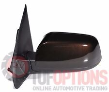 FORD FALCON FG 02//2008-2014 RIGHT HAND SIDE DOOR MIRROR ELECTRIC BLACK