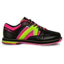 KR Strikeforce Quest Black/Pink/Yellow Womens Bowling Shoes SIZE 6