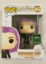 Nymphadora Tonks Funko Pop Harry Potter #107 2020 Eccc Hot Topic Exclusive