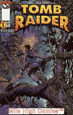 Tomb Raider (1999 Series) (Image Top Cow) #1 Finch Fine Comics Book