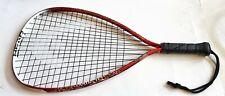 "Head Ti Demon Nano Titanium  22"" Racquetball Racket Red Raquet"