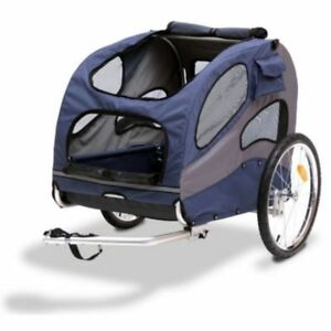 HOUND ABOUT II BICYCLE TRAILER-LARGE-FREE SHIPPING IN THE U.S.*
