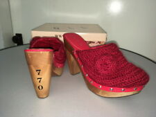 High Heel Clogs , Zoccoli , Plateau Clogs