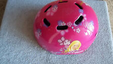 """Barbie"" Child Skateboard/Rollerskate Helmet  M226C  51-54 c"