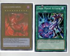 Yugioh Cards - Dark Magic Attack LCYW-EN071