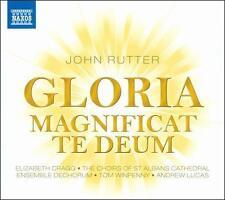 John Rutter [Co .. Rutter: Gloria; Magnificat; Te Deum