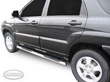 SB315 Hyundai Tucson 2004-2010Trittbretter Schwellerrohre ø 76mm V2A