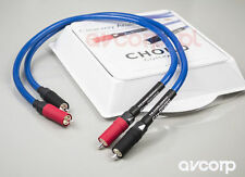 Original Chord Clearway analogue interconnect - 2RCA-2RCA - 0,5m pair