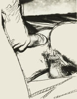 Andy Warhol Sex Parts #3 Canvas Print 16 x 20         #3493