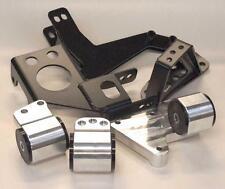 Hasport EGK2 Engine Mounts - EG/DC2 (RSX/EP3 Style Trans Case) - 62A Bushings