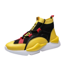 Fashion Men's Shoes Casual Sneakers High top Running Sports Shoes Big Size