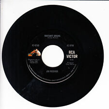 45 RPM Country Records 3 for a dollar  JIM REEVES