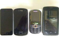 BULK LOTS 4 Apple iPhone 5s A1533 (GSM) Samsung SCH-140 SCH-U460 ZTE N817 CDMA