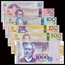 Haiti 50 Gourdes 2008 Unc P.274 B Amerika