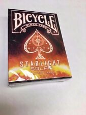 Bicycle Starlight Solar Playing
