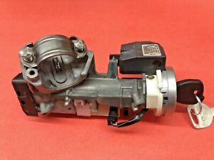 2004-2006 ACURA TL IGNITION LOCK CYLINDER ASSEMBLY & IMMOBILIZER W/ KEYS USED OE