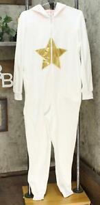 ZUZIFY Women's Unicorn Union Suit. 560034-Unicorn White M/L