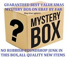 MYSTERY BOX-Tech,Dvds,Blu Ray, Jewellery And Much MORE See Description.