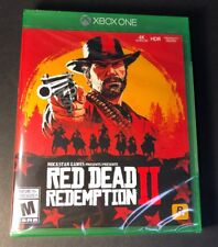 Red Dead Redemption 2 (XBOX ONE) NEW