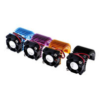 RC 1:16 car 540 electric motor stock proof cover heat sink cooling fan FT