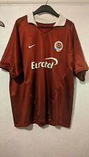 More details for sparta prague football shirt size l