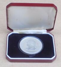 Isle of Man Bicentenary of American Independence 1976 Sterling Silver Crown