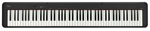 Casio CDP-S100 Digital Piano 88 key used in box with pedal, music stand
