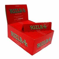 Rizla King Size Red - Full Box of 50 Booklets