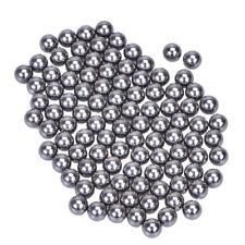100pcs 6mm nail art stainless steel nail polish mixing agitator ball  manicure KI ccd8893a0786
