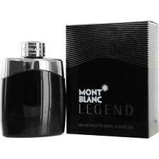 Mont Blanc Legend COLOGNE For Men 3.3 / 3.4oz 100ml Eau de Toilette Spray SEALED