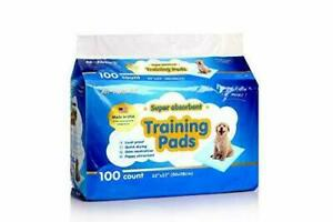 All-Absorb Training Pads 22-inch By 23-inch Pack of 100