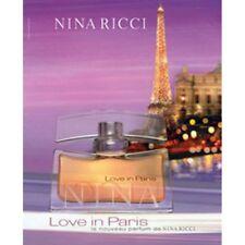 Love in Paris Nina Ricci for Women 30ml Eau de Parfum Edp Ovp New